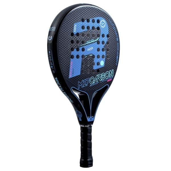 Padel Racket, Paddle Tennis Racquet, RP M27 Light 2021 Royal Padel, Level: Competition, Professional 02
